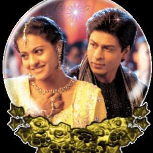 kajol and sharu khan