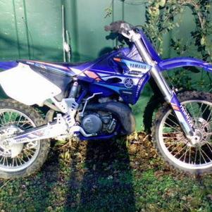ma moto 125 yamaha