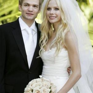 Derryck et Avril Lavigne