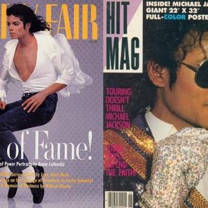 magazine montage MJ