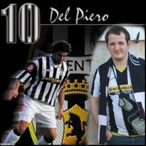 Moi et Del Piero