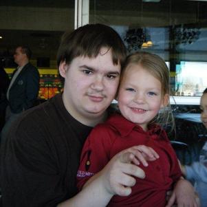 moi et ma demi-soeur