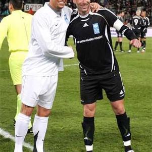 zidane et ronaldo les deux plus grand footballeur