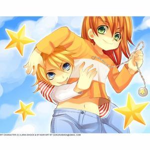 Ayumi & Celestia