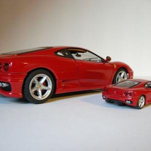Ferrari 360 Modena 1999 (Elite)