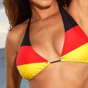 une jolie allemande