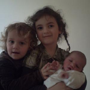 Mes trois Chéries ♥