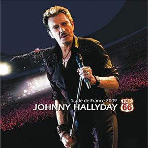 johnny hallyday 66 tour  2009