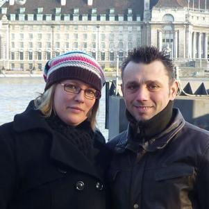 Mon mari et moi...