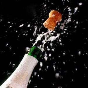 Champagneeeeeeeeeee !