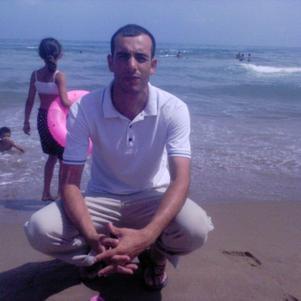 momo a la plage