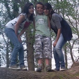 Ma soeur & Yanis & Mouua <3