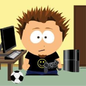 Jackasso en South Park
