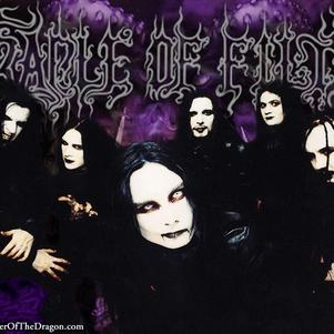 cradle of filth. YYYYYYEEEEEAAAAAAHHHHHH!!!!!!!
