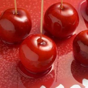 les pommes d'amour *D