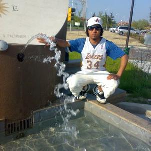 Noureddine viceno La Fontana di san Lazzaro