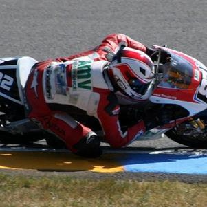 KEVIN 125 GP en 2010