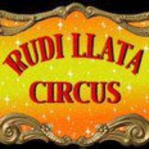"""Logo """"rudi llata circus"""""""