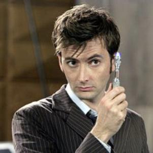 Le Doctor 10 (David Tennant)