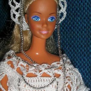 nouvelle barbie realisee par mes petits doigts