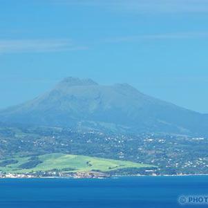 Montagne Pelée Madinina