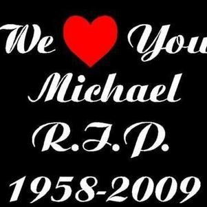 Michael Jackson 1 Ans Deja R.I.P Tu nous manque à tous .
