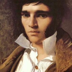Un jeune homme du début du XIXème siècle. Merci Mr Ingres !