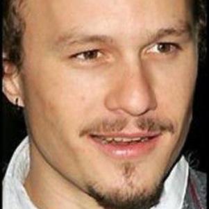 Le plus Beau Heath Ledger <3 :$