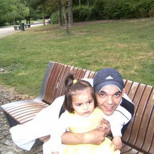 Ma petite Madisone et moi...