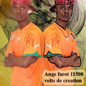 ANGE FAROT 11500 VLOTS DE CREATION