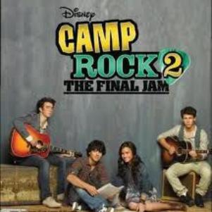 camp rock 2 j'adore !!!