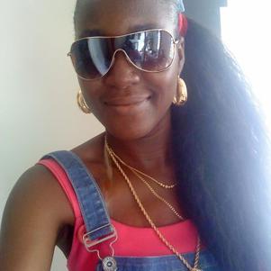negress style en rose
