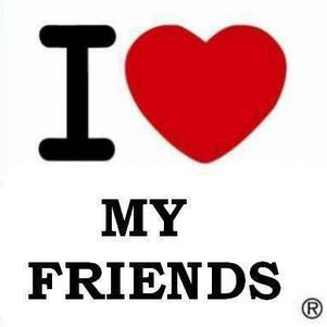 I ♥ my Friends