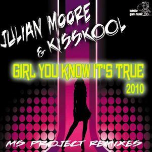 Le nouveau titre de julian Moore & KissKool
