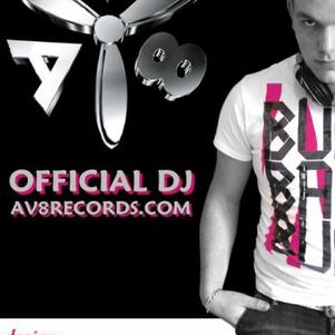 OFFICIAL DJ AV8RECORDS.COM