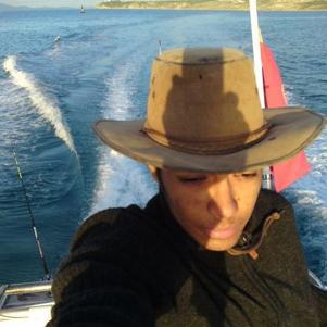 moha in boat