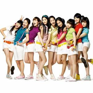 Girls Génération !!!!
