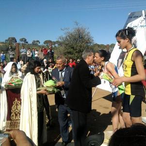 "Cross ""Chahid Ahmed Klouche"" le 14 Janvier 2011"