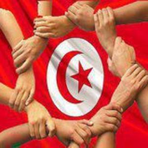 on a tous pour la revolution vive la tunisie