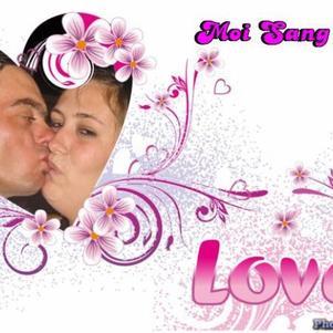 mon amour et moiii