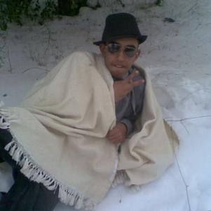 amazigh moi 15 ans