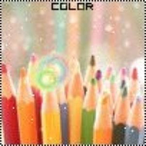 Petit crayons de couleur ^^.
