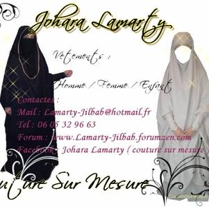 Vente de vêtements islamique On line.