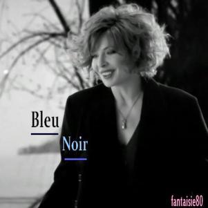 mylene farmer / bleu noir