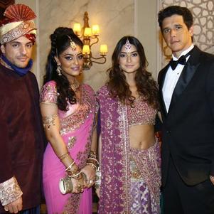 Rah,Maya,Shivani,Baruan!