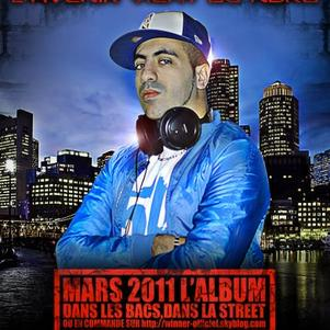 l album dispo a  urban music a lille