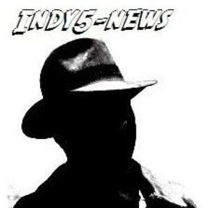 Le logo d' Indy5-news !