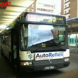 L'Agora Line n°8423 du 320 sur le 303