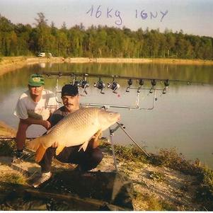 16 kg commune appat 24mm x2 plus le super food bigcarp