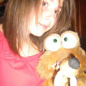 Sarah & Scrat !